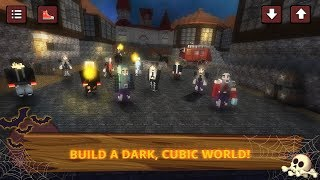 Vampire Craft: Dead Soul of Night. Crafting Games Android Gameplay