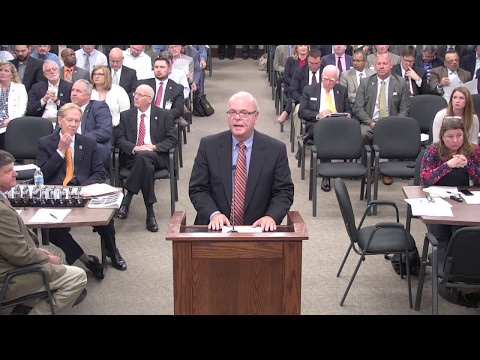 ODOT Commission Meeting, May 1, 2017