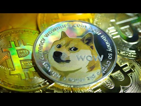 Dogecoin spiked 400% in a week, fueling fears of a cryptocurrency bubble