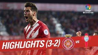 Resumen de Girona FC vs RC Celta (3-2)