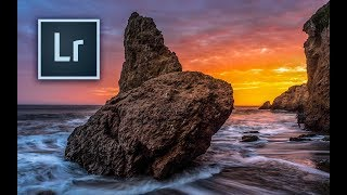 How to Create STUNNING Sunset Photos - Adobe Lightroom Landscape Photography Editing Tutorial