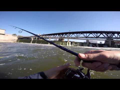 Rock River Fishing 2015