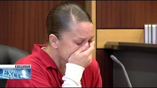 Woman convicted in Cash Feenz murders requests lower sentence