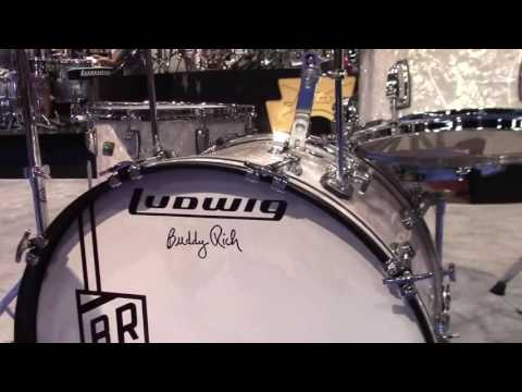NAMM 2017: Buddy Rich Replica Outfit