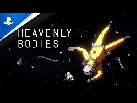 Heavenly Bodies - Reveal Trailer | PS4