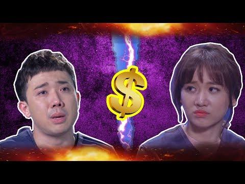 """Trấn Thành méo mặt khi Hari Won liên tục hỗ trợ thí sinh """"LẤY HẾT TIỀN"""" của vợ chồng mình"""