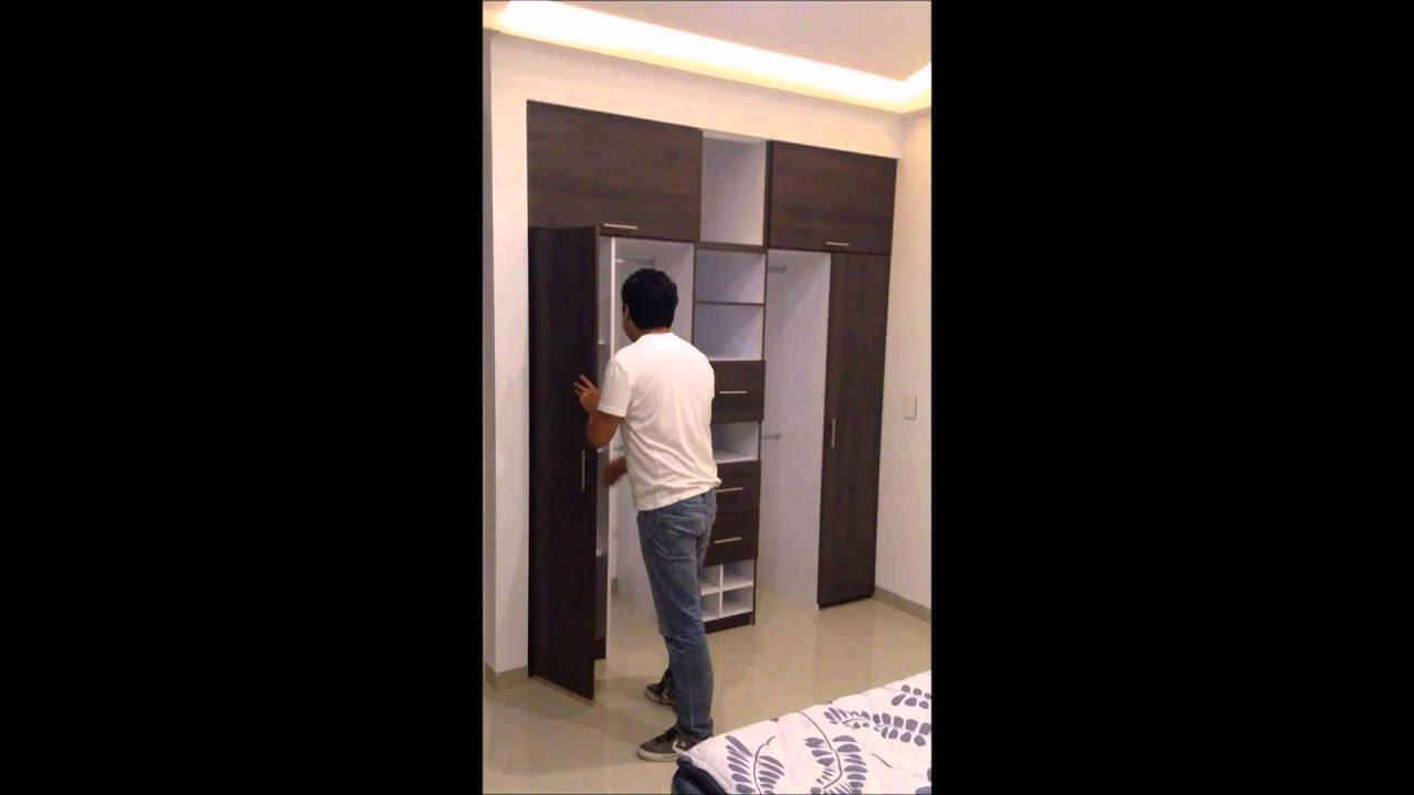 Modelos de closets precios de closets youtube for Modelos de walk in closet