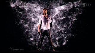 Евровидение 2015. Швеция. Монс Сельмерлёв - Heroes