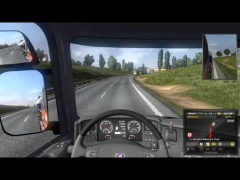 {Balkan Driver}: Euro truck Simulator 2 Put me zove, Niš Serbia Part 5