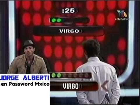 Jorge Alberti en Password México