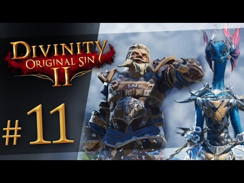 Divinity: Original Sin 2  #11 - Daggers for Days