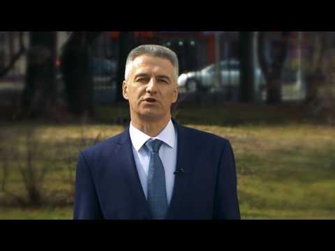 Поздравление врио Главы Карелии Артура Парфенчикова