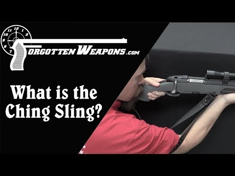 The Ching Sling - A Simpler Shooting Sling Compromise