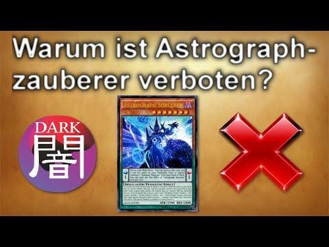 Yu-Gi-Oh! | Warum ist Astrographzauberer verboten?