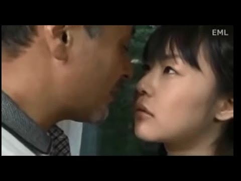 Japanese dad and daughter