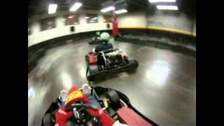 Paperman & Sons Holiday Go-Karting Party