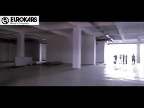 Eurokars Centre Under Construction (Porsche Centre Jakarta)