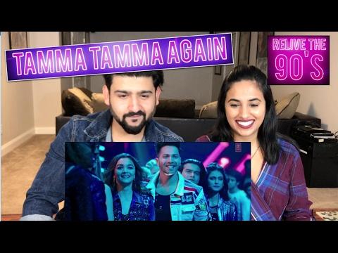 Tamma Tamma Again Reaction | Badrinath Ki Dulhaniya | Reaction by RajDeep