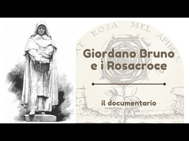 Guido del Giudice racconta Giordano Bruno e i Rosacroce
