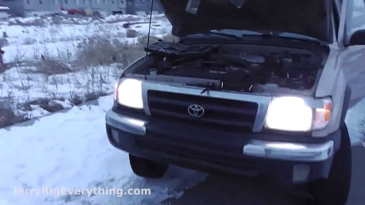 hid xentec headlight install video, how to install the bluish xenon bulbs  in your vehicle - youtube