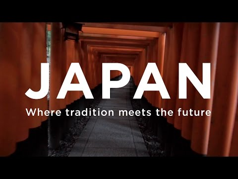 JAPAN - Where tradition meets the future   JNTO