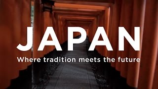 JAPAN - Where tradition meets the future thumbnail