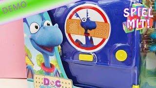 Spielzeugärztin doc mcstuffins deutsch - Doc McStuffin Notfalltasche