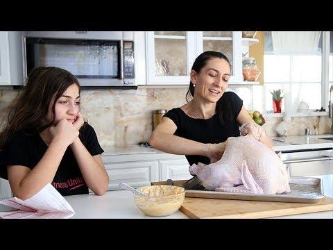 Heghineh Family Vlog #58 - Հնդկահավը - Heghineh Cooking Show in Armenian