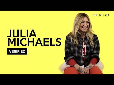"Julia Michaels ""Issues"" Official Lyrics & Meaning 