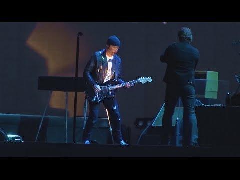 U2 - Bullet The Blue Sky - Live - Croke Park - Dublin - July 22nd 2017