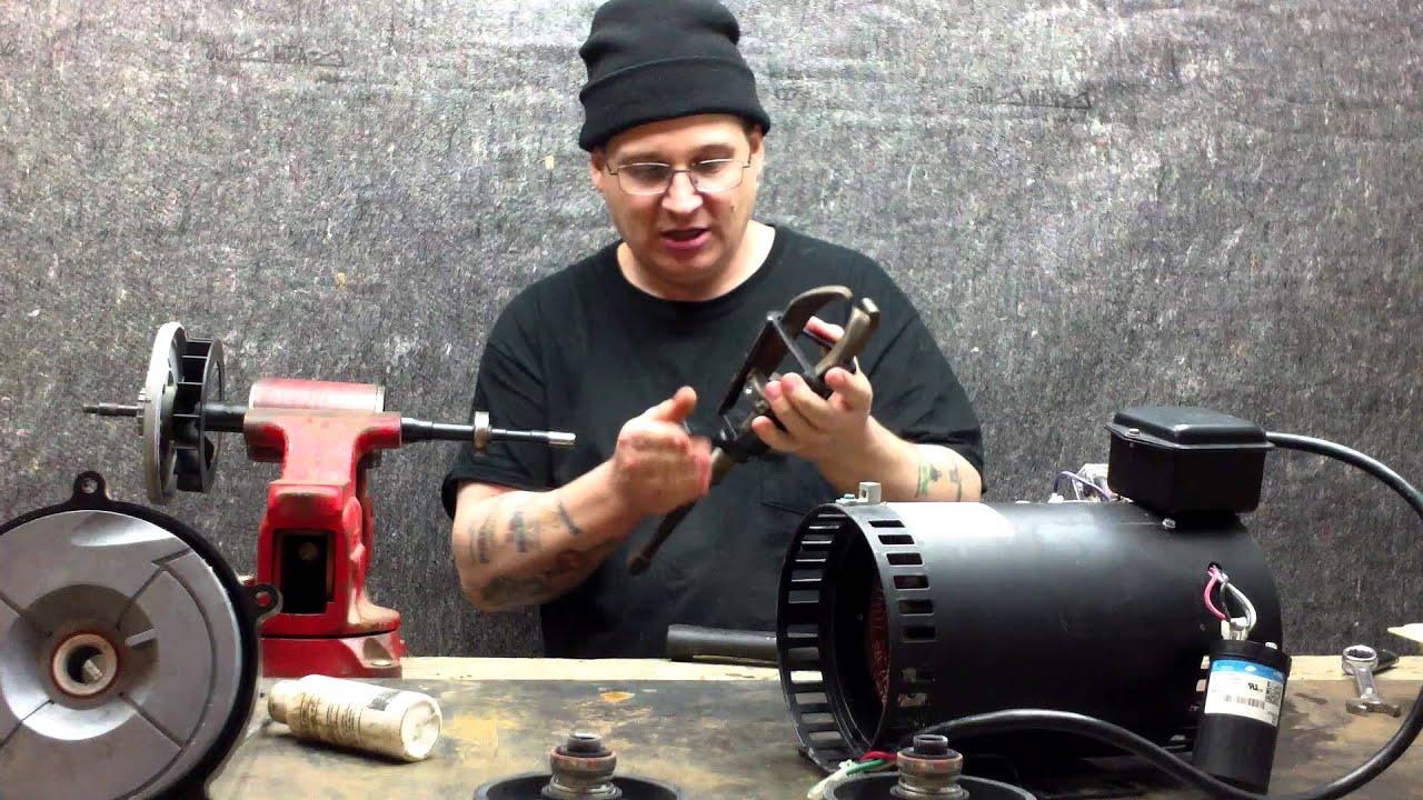 Cal spas dually pump 48 frame pum22000919 repair step 002 for Cal spa dually pump motor