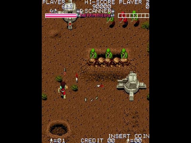Jouez à Time Soldiers sur Arcade grâce à nos bartops et consoles retrogaming