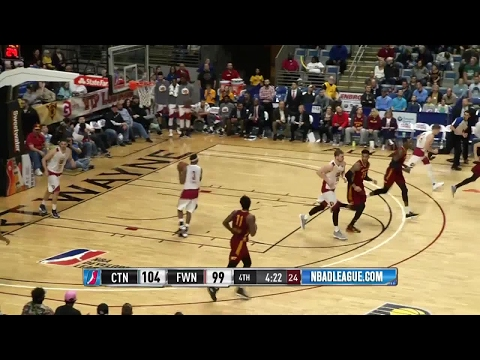 Highlights: John Holland (30 points)  vs. the Mad Ants, 4/1/2017