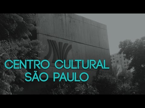 Perdidos no CCSP (Centro Cultural São Paulo)