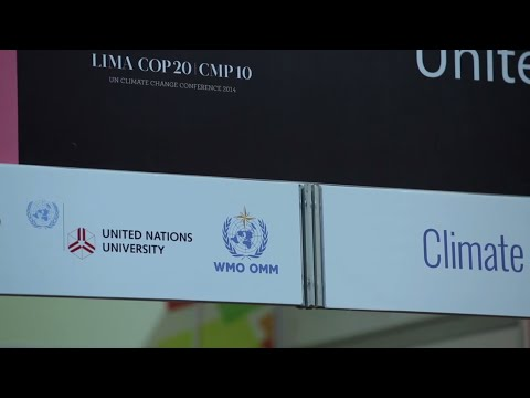 Video Diary of Day 4 at Lima COP20