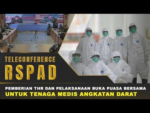 Kasad Alokasikan THR Bagi Tenaga Medis Rumah Sakit TNI AD I 60