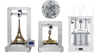 Best 5 3D Printers  You Will Intend to Buy Soon  - 3D Printer Reviews 2018