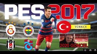 PES 2017 TÜRKÇE SPİKER! - GÜNCEL (2018 HAZİRAN)