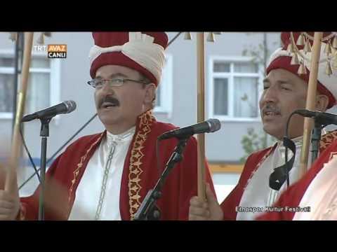 Şu Kopan Fırtına Türk Ordusudur Yâ Rabbi - Mehteran Takımı - Etnospor Kültür Festivali - TRT Avaz