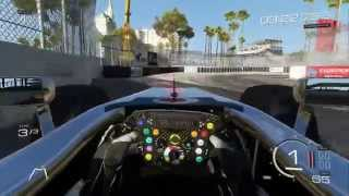 Forza 5 | Long Beach F1 Gameplay