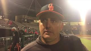 OSU Baseball: Bedlam - Josh Holliday