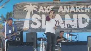 Sponge Cola ft. Los Magno - XGF - LIVE @ Aseana City