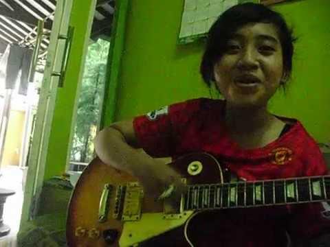 gitar cover zivilia-aishiteru 3 by dina okem