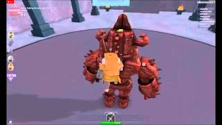 roblox egg hunt 2013 how to defeat the boss SOLO