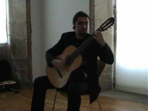 Antonio Jose Sonata - Allegro - Sergio Franqueira