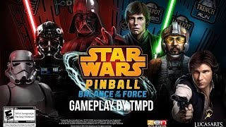 Pinball FX2 - Star Wars Pinball - Balance of the Force - Gameplay (by TMPD)