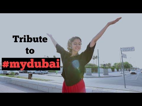 Tribute to my city- Dubai #mydubai   Aashayein   Iqbal   Nidhi Kumar