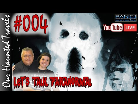 VIEWER GHOST STORIES (LIVE) | Let's Talk Paranormal | Our Haunted Travels