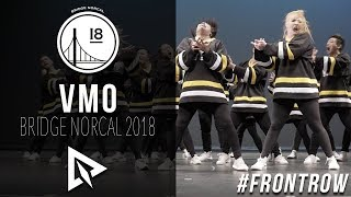 VMo || Bridge Norcal 2018 || [Dynamiq Official #FRONTROW]