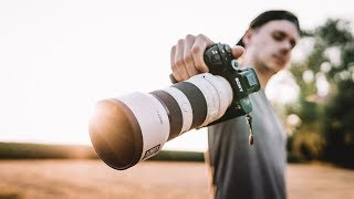 You NEED this lens! | Sony 70-200mm F4 G OSS | First Impression